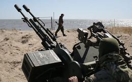 """Ukraine: Pháo kích ở Mariupol """"nóng bừng"""" trở lại"""