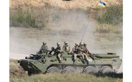 Quân đội Đức đang tiến tới Ukraine