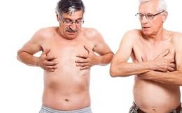 Những dấu hiệu ung thư vú ở nam giới