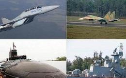 Việt Nam: Kilo, Gepard, Molniya, Su-30, MiG-35 đều lắp tên lửa Club?