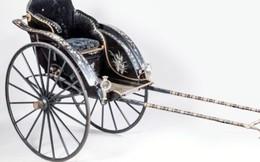 Xe kéo tay của mẹ vua Thành Thái sắp được đưa về nước