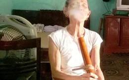 Về nơi phụ nữ không hút thuốc lào... không lấy được chồng!