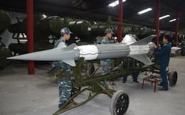 Cách Việt Nam bảo quản tên lửa phòng không