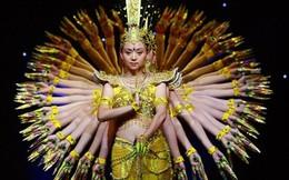 Choáng ngợp với nghệ thuật đám đông của Trung Quốc