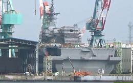 Nhật chốt ngày khai sinh chiếc Izumo thứ 2, TQ hốt hoảng