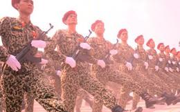 Lễ diễu binh 30/4 xuất hiện binh chủng tinh nhuệ mới của VN?