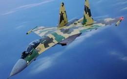 Máy bay Su-35 của Nga tham gia tập trận gần quần đảo Kuril
