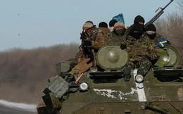 "Quân đội Ukraine bắt đầu ""rút lui chiến lược"" khỏi Debaltseve"