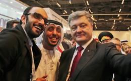 Ukraine: Ngoại trưởng đi hòa đàm, Tổng thống mua vũ khí