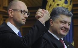 """Mỹ biến Ukraine thành """"một nước hai vua"""""""