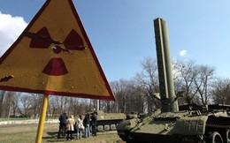Nóng: Ukraine lo ngại miền Đông bị nhiễm phóng xạ