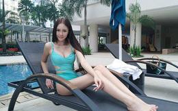 """Vẻ đẹp cuốn hút của """"nữ thần"""" mạng xã hội Malaysia"""