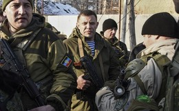 """Lãnh đạo ly khai Ukraine suýt bị lính bắn tỉa """"thanh toán"""""""