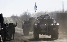 """""""Quân đội Ukraine bỏ chạy để lại 'hàng đống' trang bị quân sự"""""""