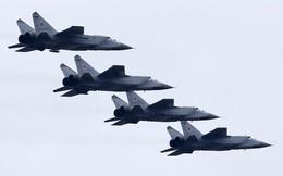 Chiến đấu cơ NATO xuất kích chặn 12 máy bay quân sự Nga