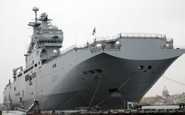 Báo Nga: Việt Nam có thể mua tàu đổ bộ trực thăng lớp Mistral