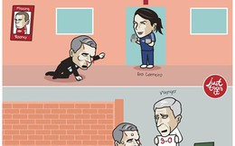 Mourinho muối mặt xin bác sĩ xinh đẹp quay về