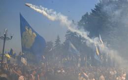 """TT Ukraine """"nấp"""" trong phòng Chủ tịch Quốc hội trốn bạo loạn"""