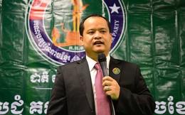 """Lãnh đạo đảng đối lập """"mới nổi"""" tại chính trường Campuchia là ai?"""