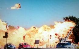 7 ngày qua ảnh: Máy bay lao xuống đất, nổ tung tạo thành cầu lửa