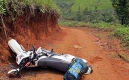 Nam sinh chết thảm trên đường đi phượt ở Lào Cai