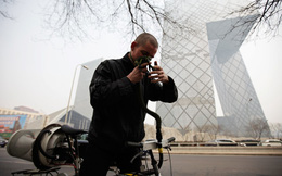 90% không khí đô thị của Trung Quốc bẩn không thể thở được