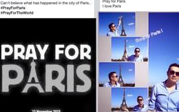 Dân mạng Việt đau xót cùng thảm hoạ Paris