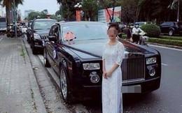 Cô dâu trải lòng về đám cưới toàn siêu xe