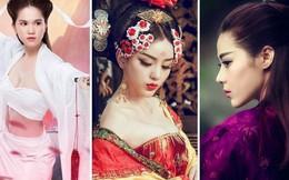 Cuộc đua sắc đẹp giữa Võ Tắc Thiên, Cô Cô... qua phiên bản Việt
