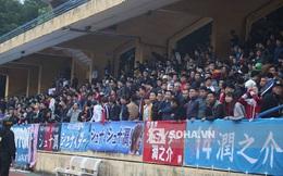 """Fan Việt đối xử """"lạ"""" với đội bóng Nhật"""
