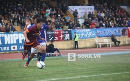 """U23 Việt Nam lại """"sấp mặt"""" trước đội hạng 4 Nhật"""