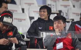 Thái độ khác lạ của Tuấn Anh khi U23 Việt Nam mất thắng