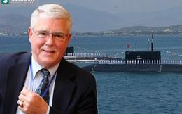 Chuyên gia Úc: Sức mạnh Hải quân VN đột phá với tàu ngầm Kilo