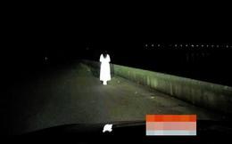 """Phát hoảng vì gặp """"cô gái mặc váy trắng"""" giữa quốc lộ trong đêm"""