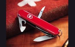 9 điều bạn chưa bao giờ biết về dao đa năng Thụy Sỹ