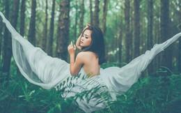 """Bí mật giờ mới kể về cô gái """"khỏa thân giữa rừng vắng"""""""
