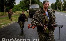 Ukraine: Quân đội của LPR tiến vào thành phố Debaltsevo