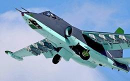 Cường kích Su-25 của Nga bị bắn rơi ở Syria?