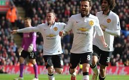 """Liverpool 1-2 Man United: Ngày """"lên thần"""" của Juan Mata"""