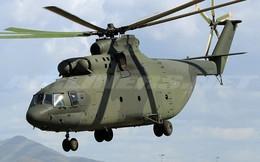 Trực thăng Mi-26T2 của Nga được Algeria tiếp nhận
