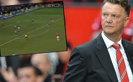Van Gaal phải xấu hổ khi xem clip này