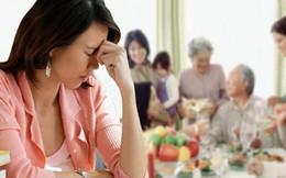 Cả nhà chồng kinh ngạc với chứng bệnh khó tin của con dâu