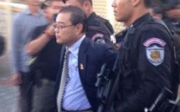 Campuchia bắt nghị sĩ xuyên tạc hiệp ước biên giới