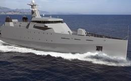Hãng đóng chiến hạm SIGMA cho VN giới thiệu tàu tuần tra mới