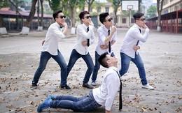 """Bộ ảnh kỷ yếu nhìn là """"không thể ngừng cười"""" của teen Lê Quý Đôn"""