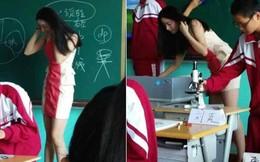 5 cô giáo châu Á có ngoại hình đẹp như người mẫu