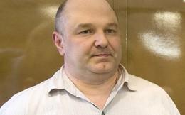 Cựu sĩ quan tình báo Nga phản quốc, lãnh án tù 14 năm