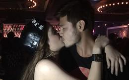 Lộ danh tính chàng trai hôn say đắm Andrea