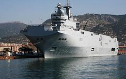 Pháp có thêm động lực dừng chuyển giao hai tàu Mistral đóng cho Nga