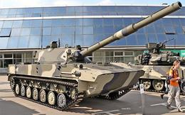 Nga giới thiệu phiên bản đổ bộ đường không của pháo tự hành Sprut SD